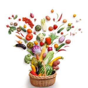 Alimentation équilibrée - Fruits Légumes