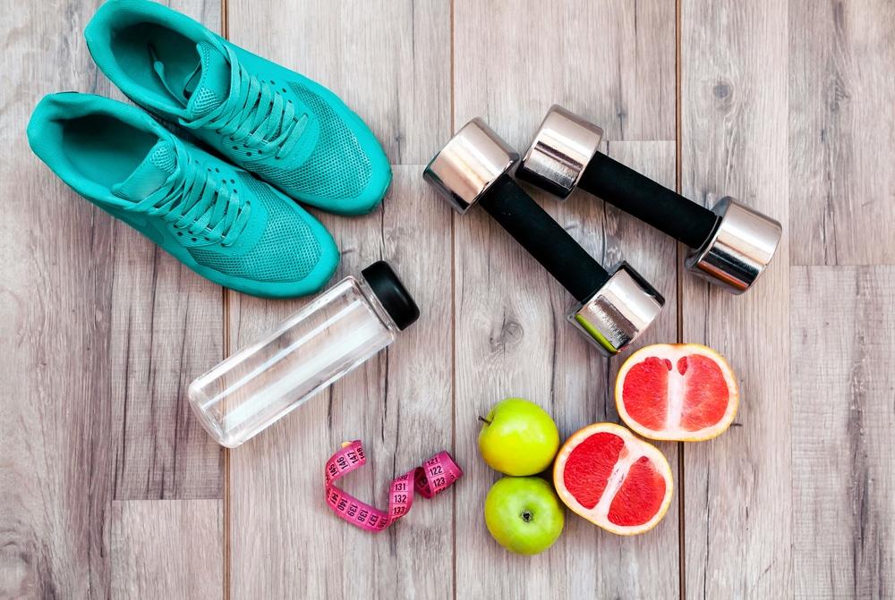 Routine fitness à la maison