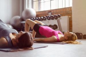 Fitness-bassin