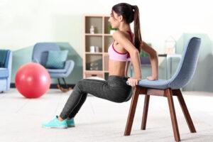 Fitness-dips