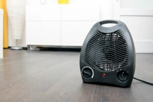 potable space heater