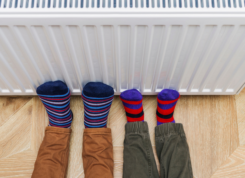Efficiently heat your home this winter