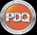 PDQ Tek logo