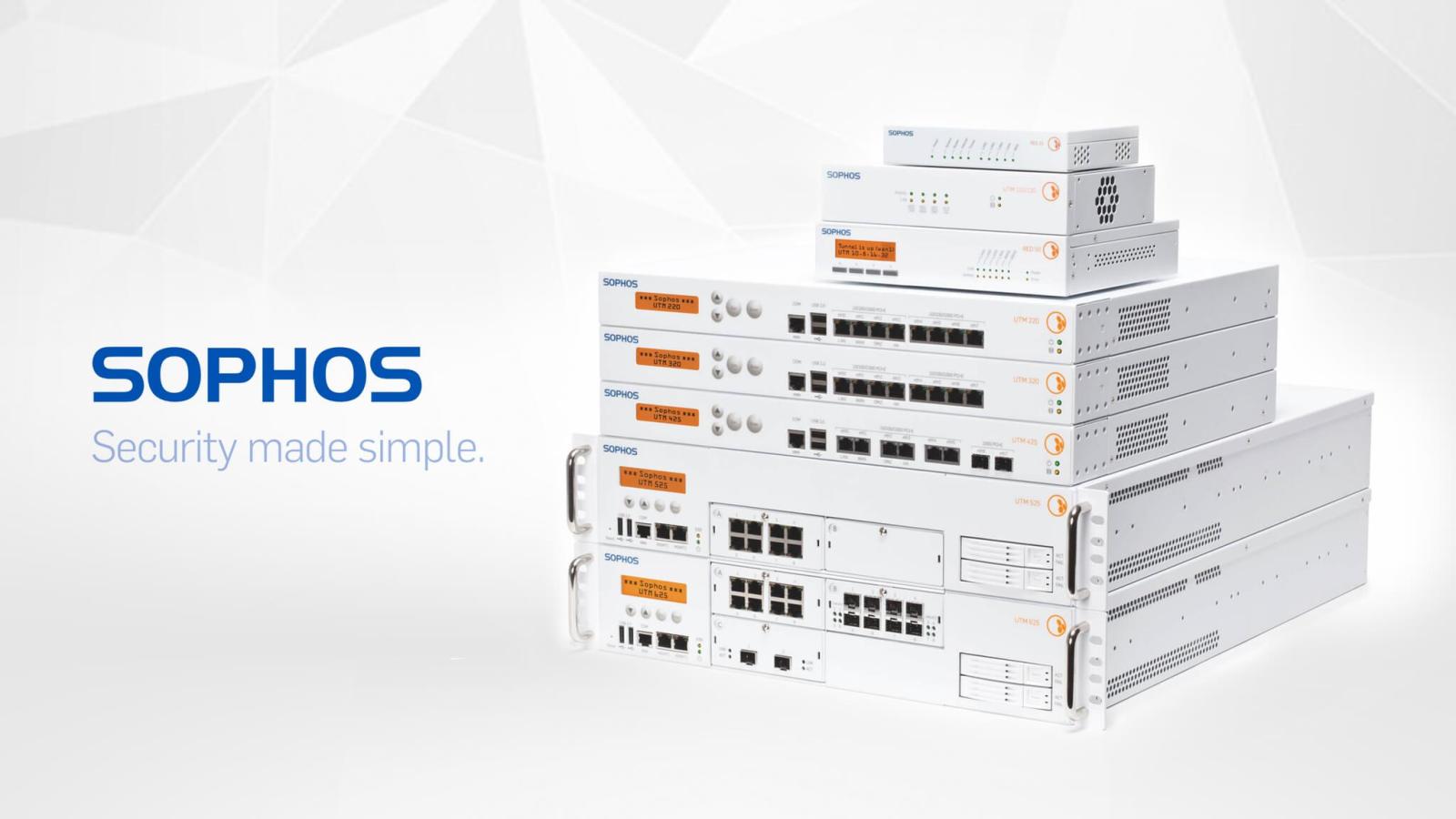 Sophos firewalls