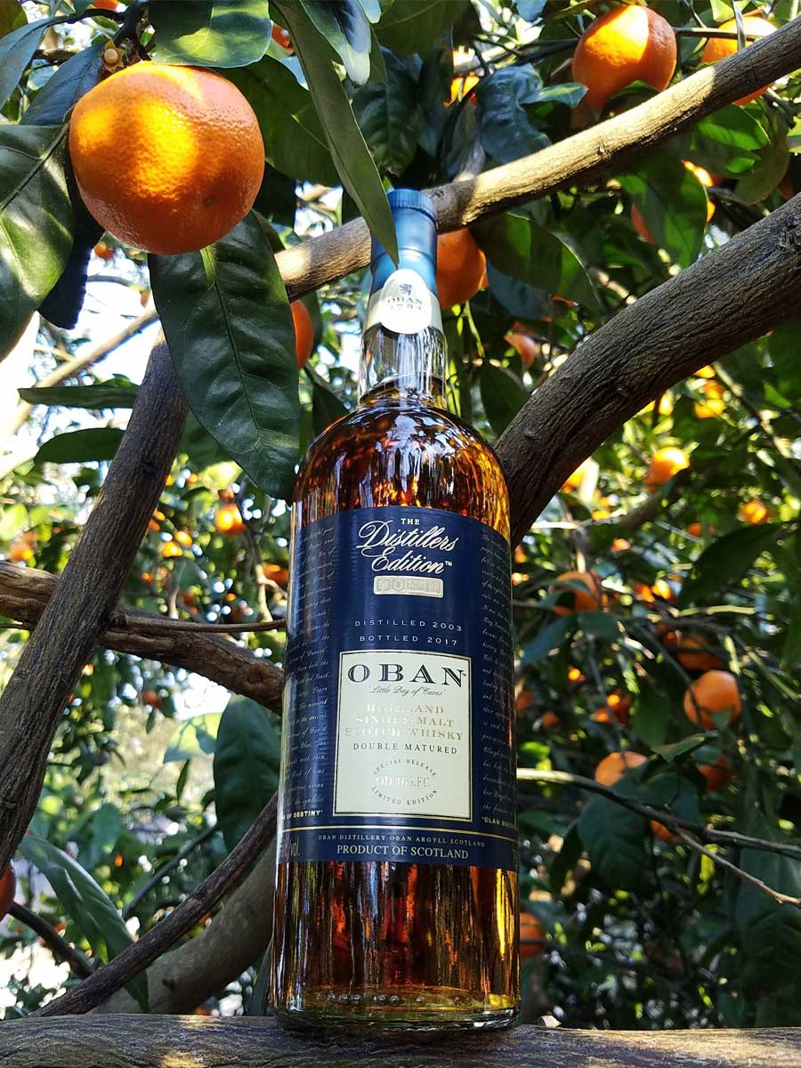 Read more about the article Oban Distillery – The Distillers Edition