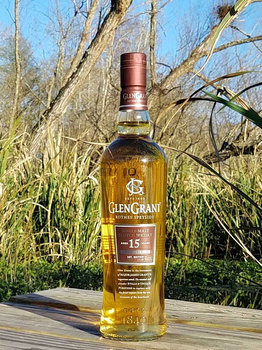 Read more about the article Glen Grant – 15 Year Batch Strength