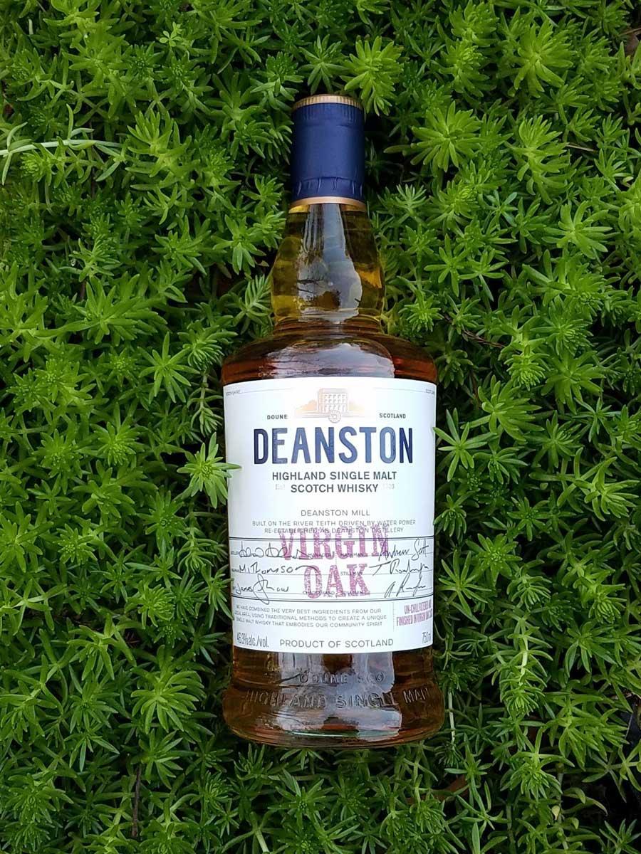 Read more about the article Deanston – Virgin Oak