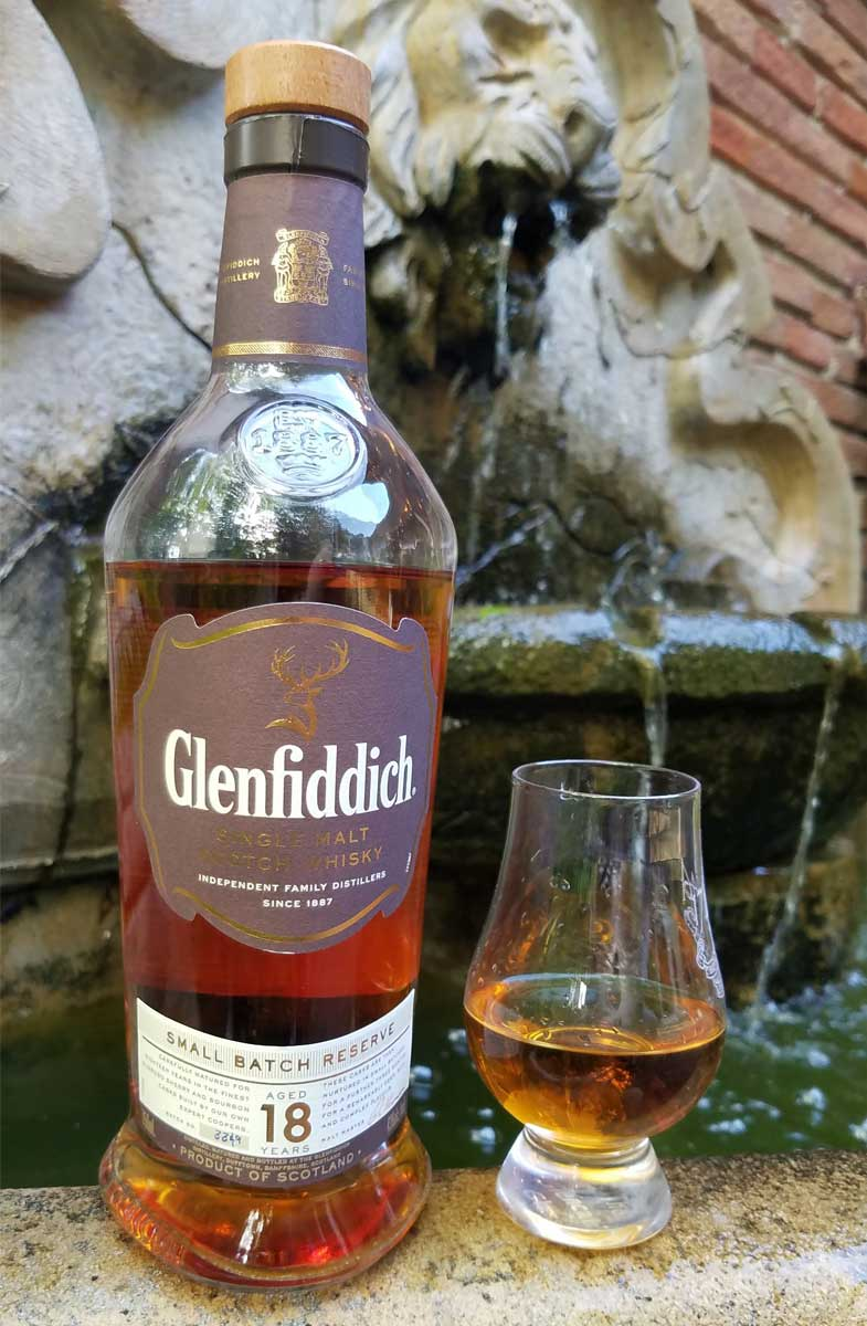 Glenfiddich – 18 Year Small Batch Reserve