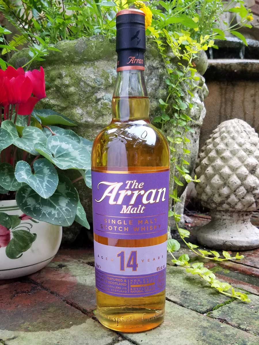 Read more about the article Isle of Arran Distillers – Arran 14