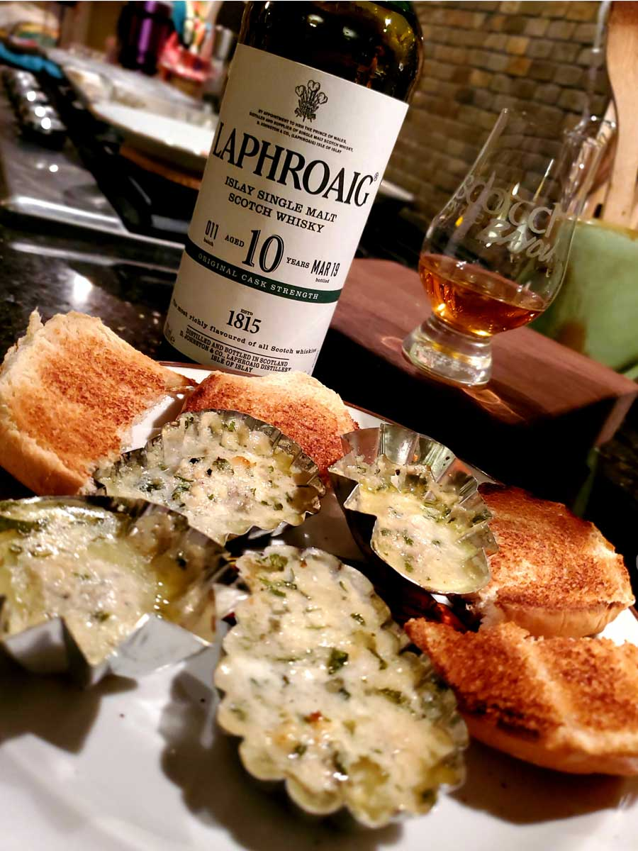 Read more about the article Islay Scotch and Oysters