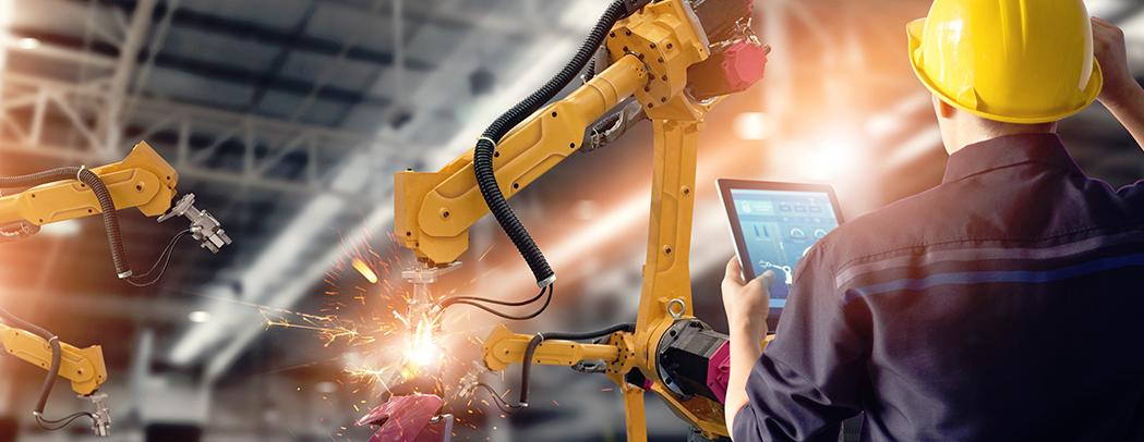 Robotics manufacturer
