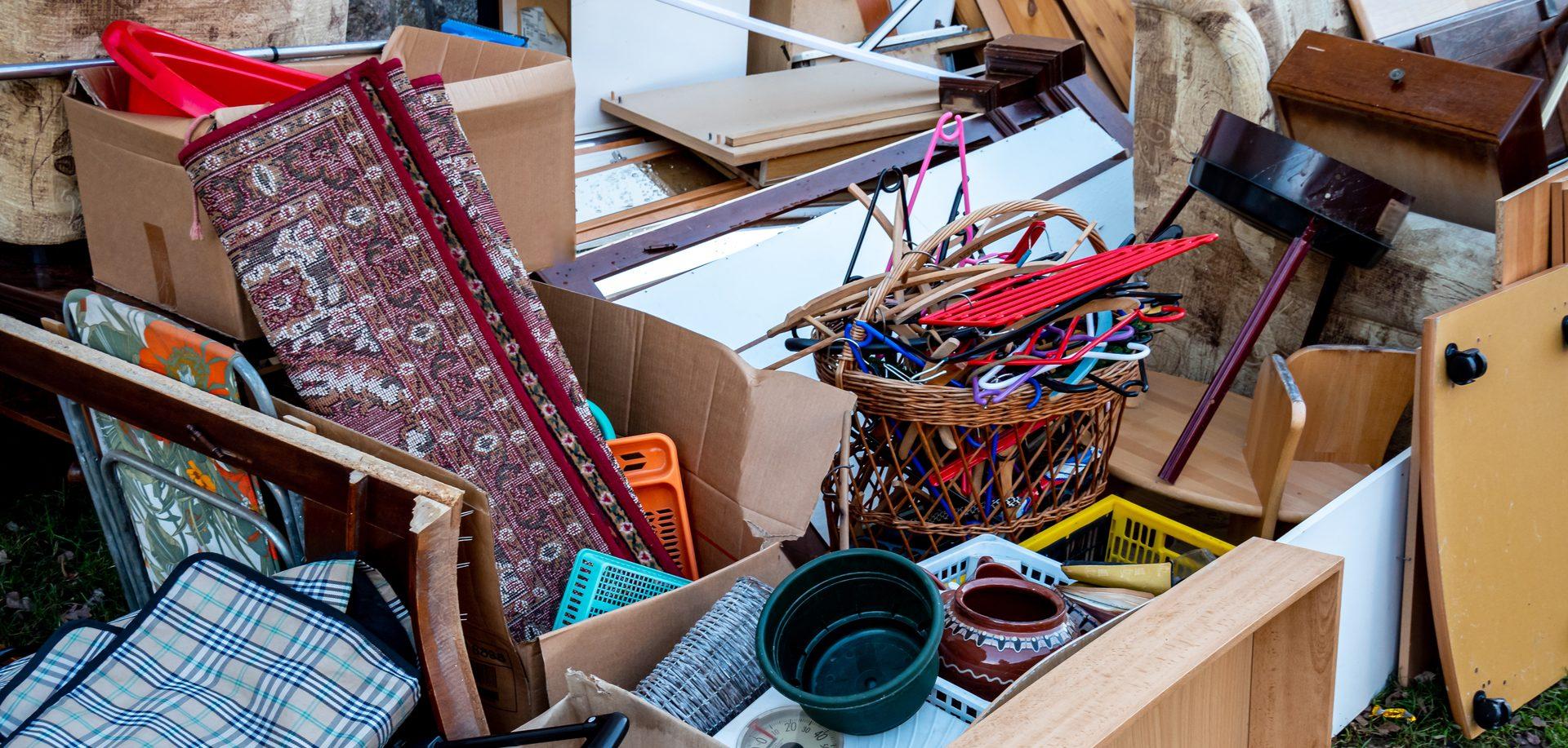 san antonio moving company junk removal