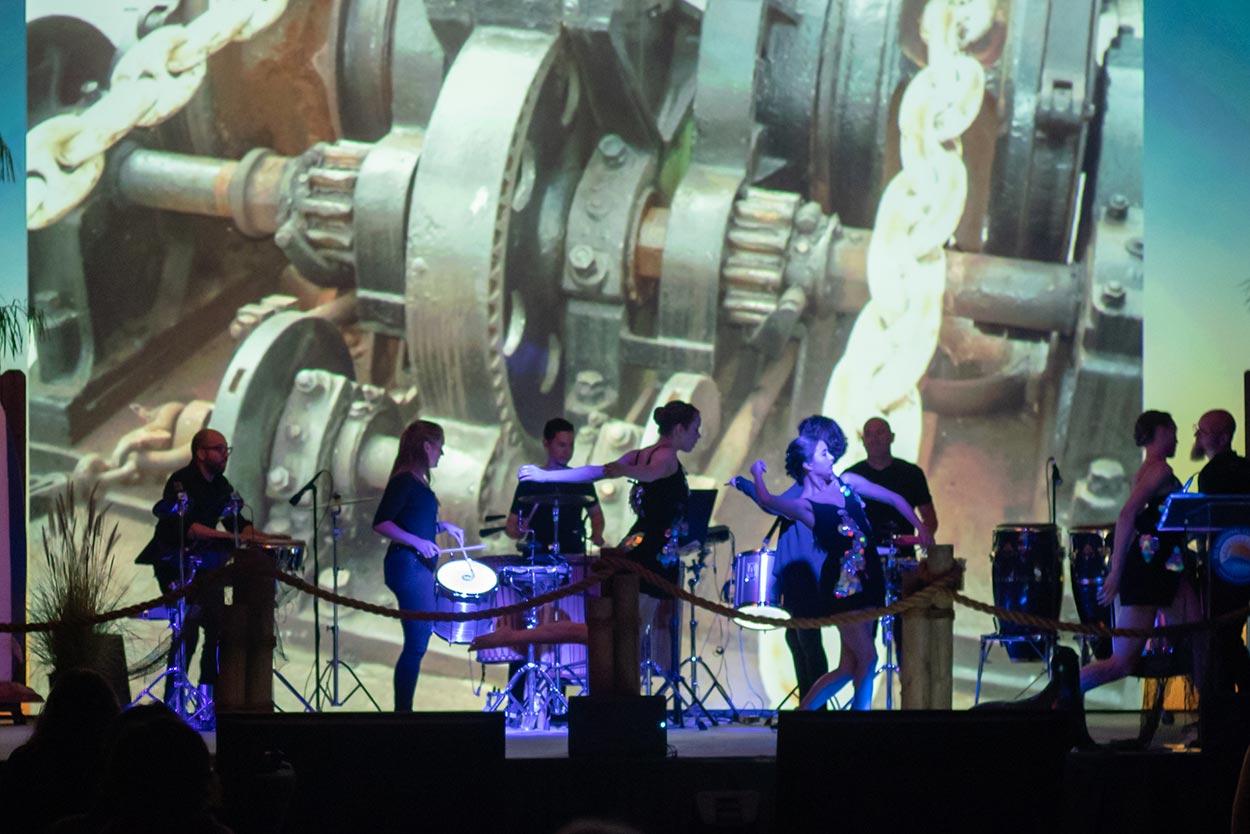 Drum Cafe North America Crowd Mover Programs