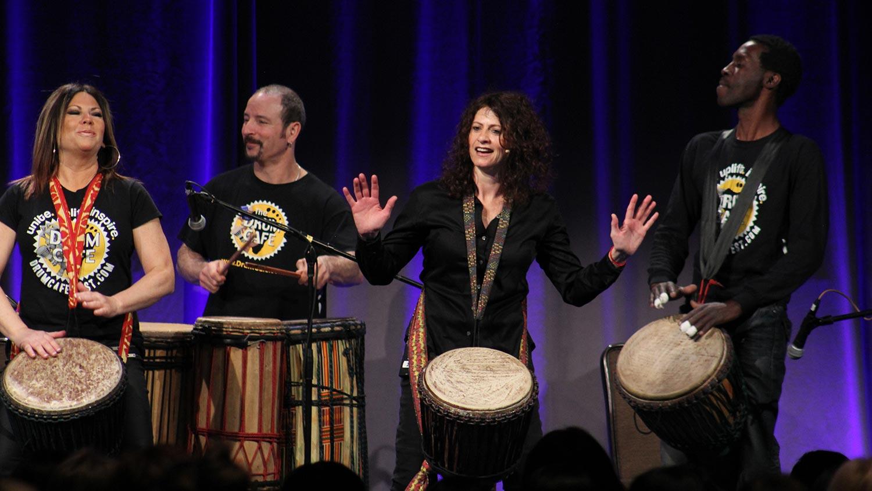 Benefits of Drumming