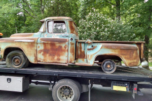 57 Chevy pick up
