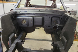 66 Fastback Resto Mod
