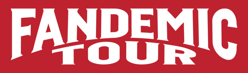 Fandemic Tour logo