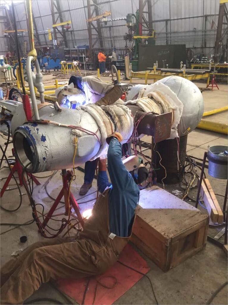 custom pipe and fabrication