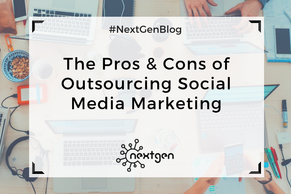 The Pros & Cons of Outsourcing Social Media Marketing