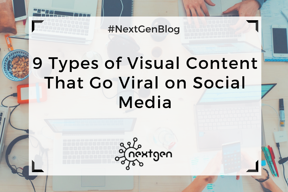 9 Types of Visual Content That Go Viral on Social Media