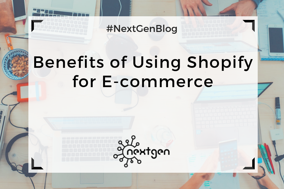 Benefits of Using Shopify for E-commerce