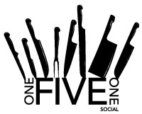 Logo - One Five One, Oakville