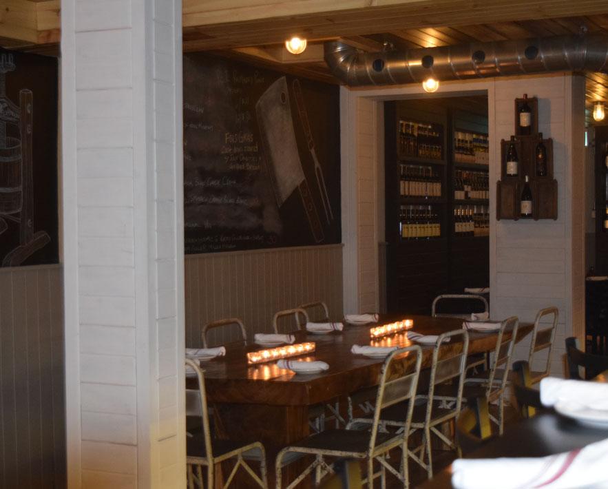 One Five One Oakville Restaurant