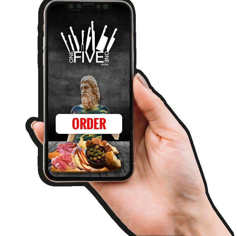 Order Online - One Five One Oakville Restaurant