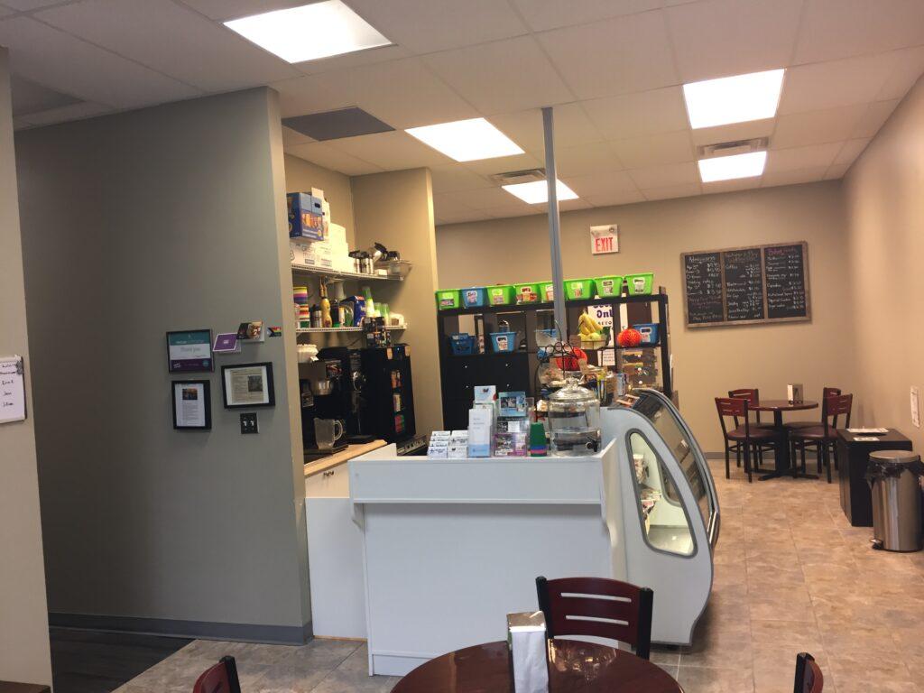 Image 1 – Cafe