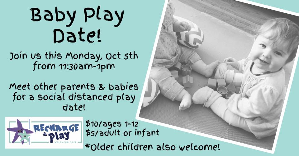 Baby Play Dates!