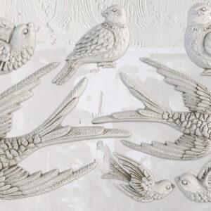 Birdsong 6x10 Decor Moulds™