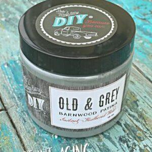 Old & Grey (DIY Barnwood Liquid Patina)