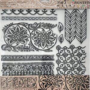 Bohemia 12x12 Decor Stamp™