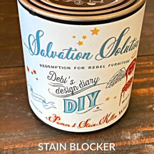 DIY Wood Stain Blocker