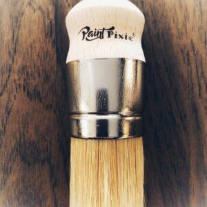 """Paint Pixie Natural 4.75"""" Wax/Paint Brush"""