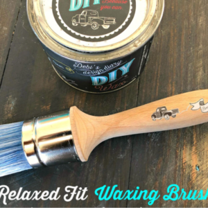 Relaxed Fit Waxing Brush