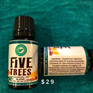 Five Trees (Formally Thieves)