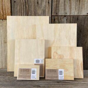 IOD Wood Art Board