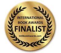 International Book Awards sticker image color