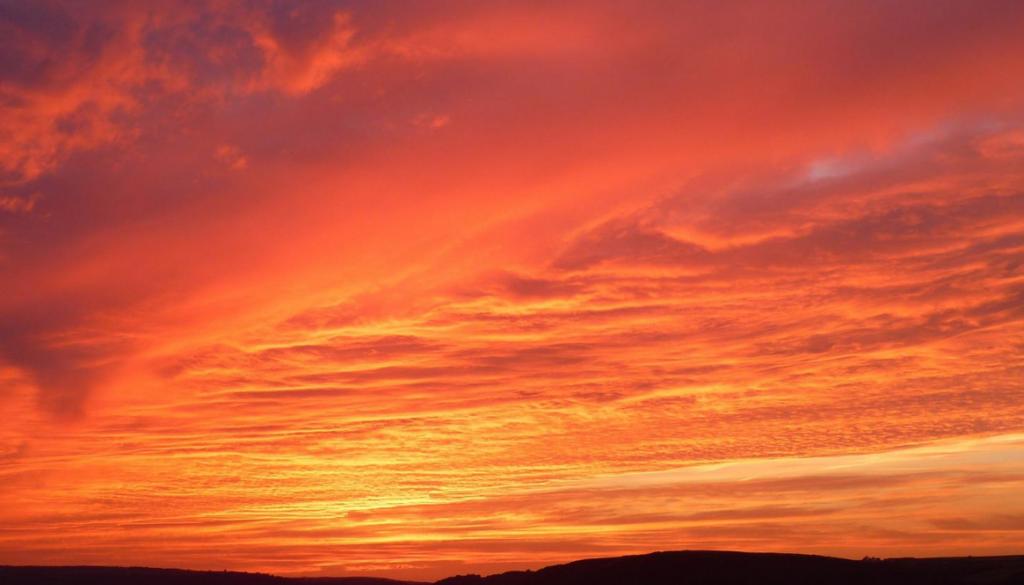 blog Forgiveness sunset