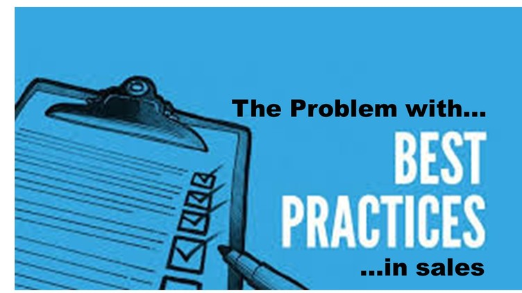 Problem with best practices