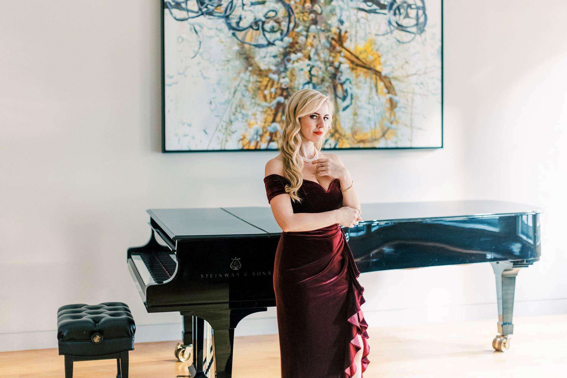 Natasha Paremski Named Artistic Director of the New York Piano Society