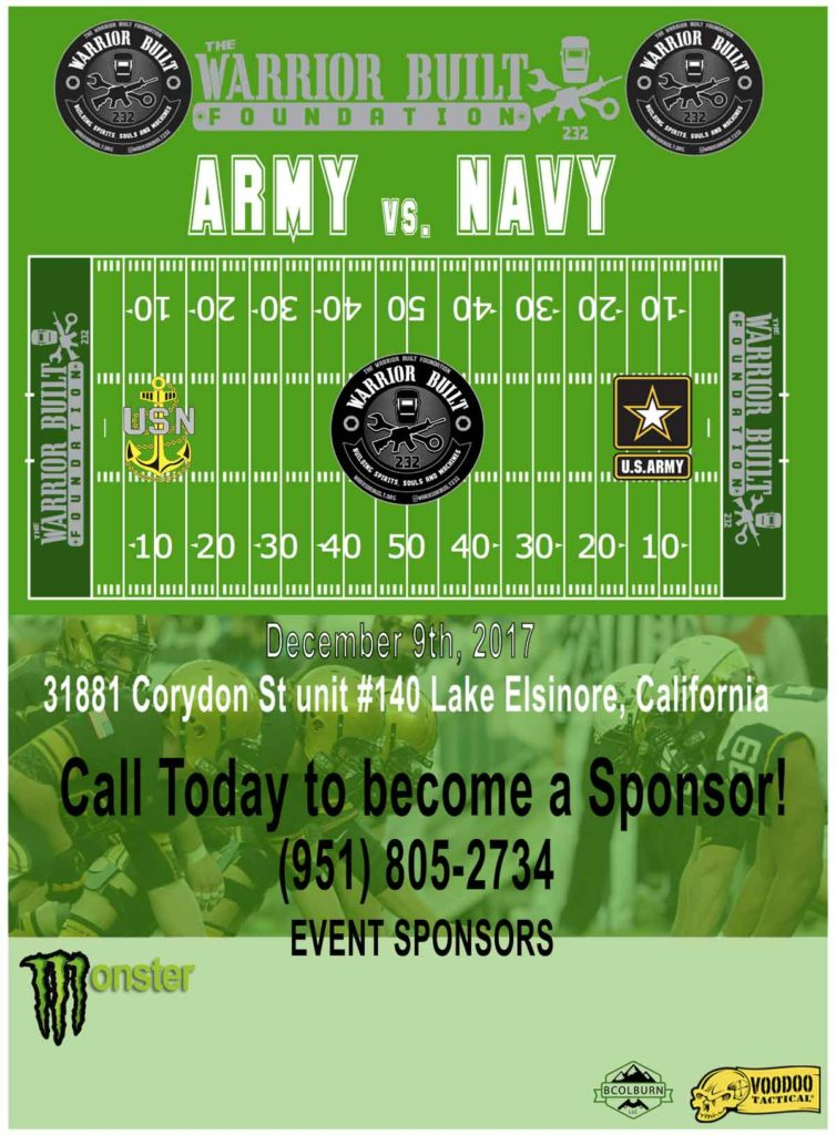 Army vs Navy 2016