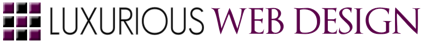 Luxurious Web Design