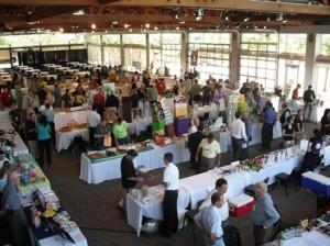 Corporate event at the Downtown Renton Pavilion Event Center