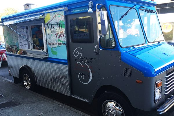 Rain City Catering Food Truck