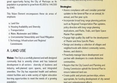 Maricopa Strategic Planning