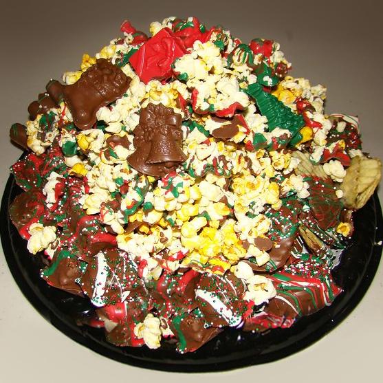 cookie brownie platter
