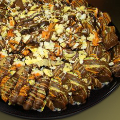 Large Chocolate Platter