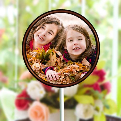 Thanksgiving Round Lollipop